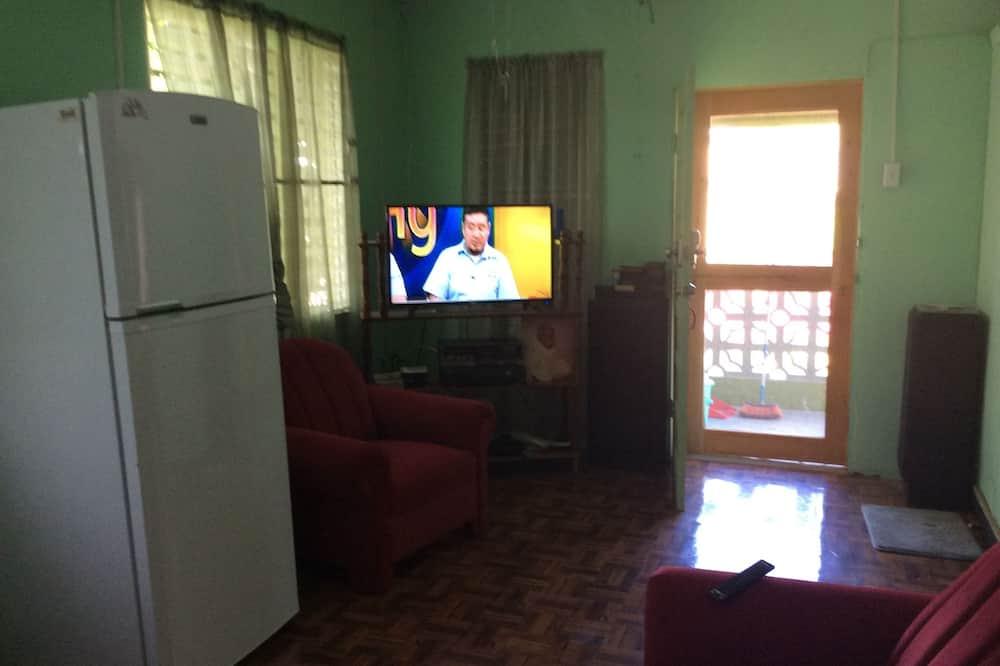Standaard appartement, 1 slaapkamer - Woonruimte