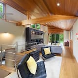 Luxury mägimaja, 3 magamistoaga - Lõõgastumisala