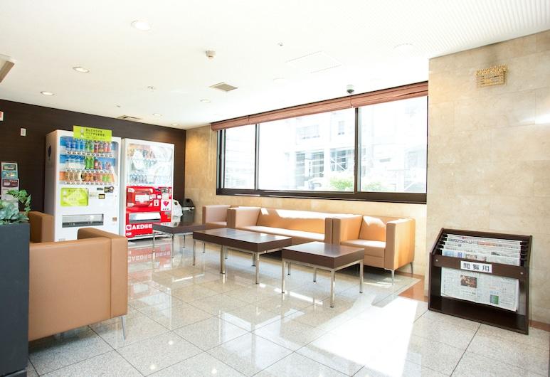 VIA INN 新大阪西旅館, 大阪, 大堂閒坐區