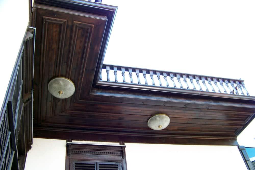 Люкс «Премиум», 1 двуспальная кровать «Кинг-сайз» - Балкон
