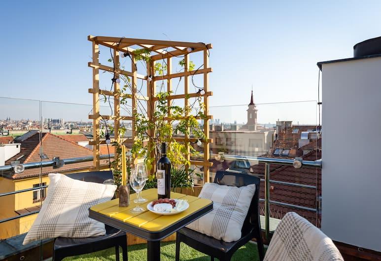 EMPIRENT Petrin Park Apartments, Prag, Otel Sahası