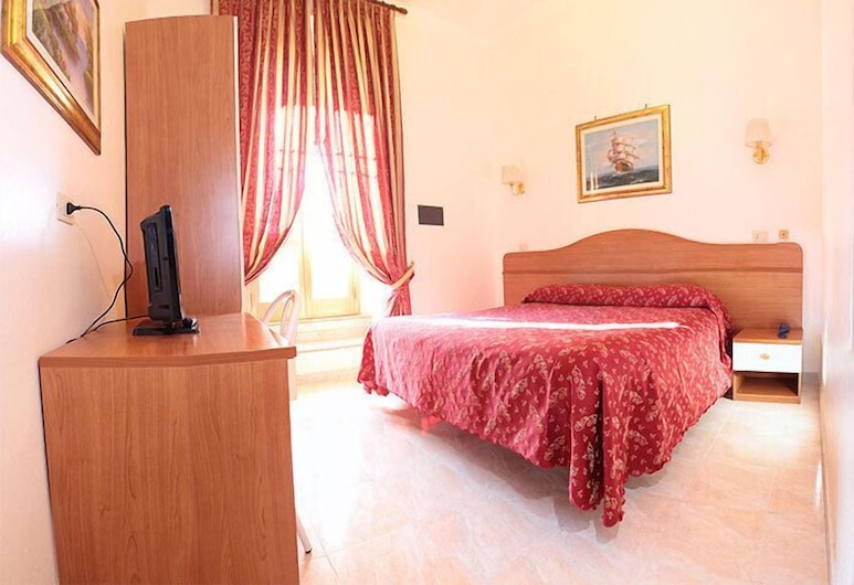 Hotel Euro Quiris, Rome, Double Room, Guest Room