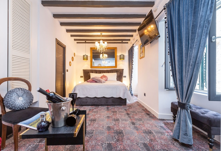 B&B Apartments & Studios Lanii, Dubrovnik, Superior Double Room, 1 King Bed, Room
