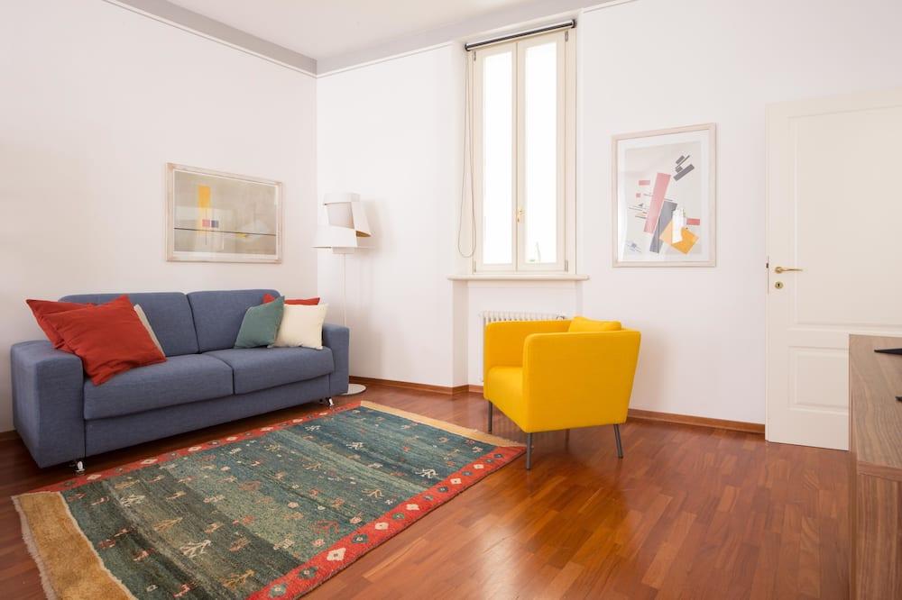 Departamento, 1 habitación (up to 5 people) - Sala de estar
