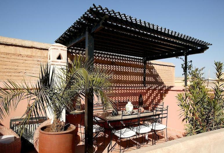 里亞德朱利亞酒店, 馬拉喀什, 陽台