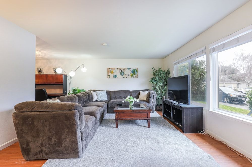 Deluxe Ev, 3 Yatak Odası - Oturma Alanı