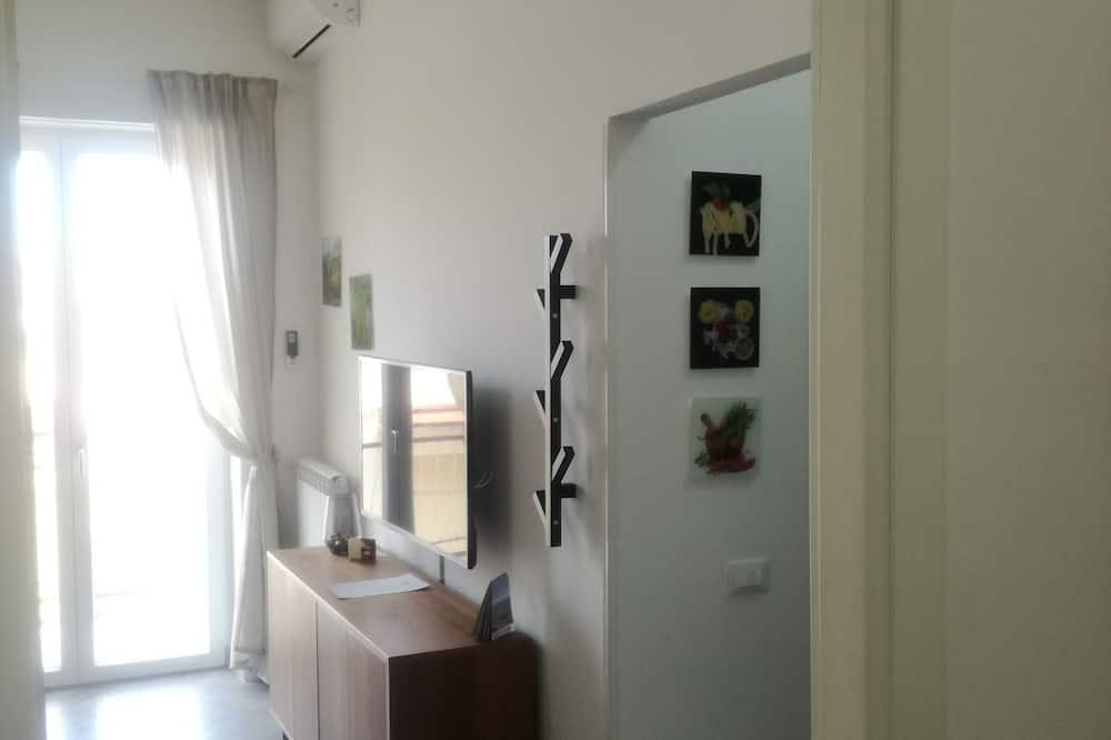 Deluxe Quadruple Room, 2 Bedrooms, Kitchenette - Guest Room View