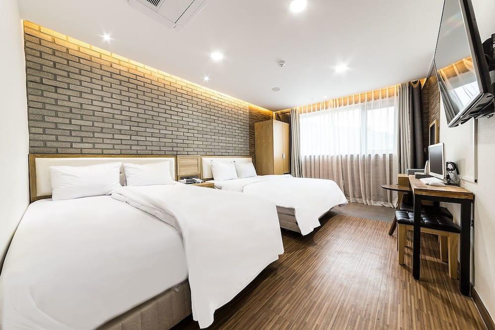 Habitación familiar con 2 camas individuales - Imagen destacada