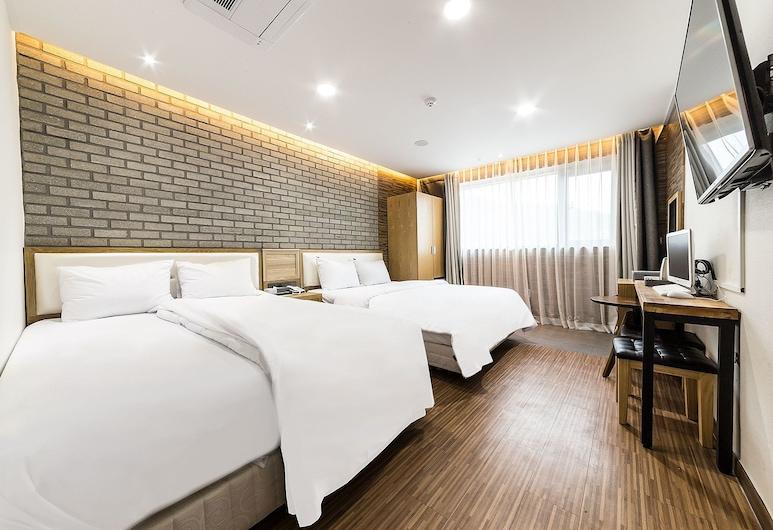 仁川鑽石飯店, 仁川