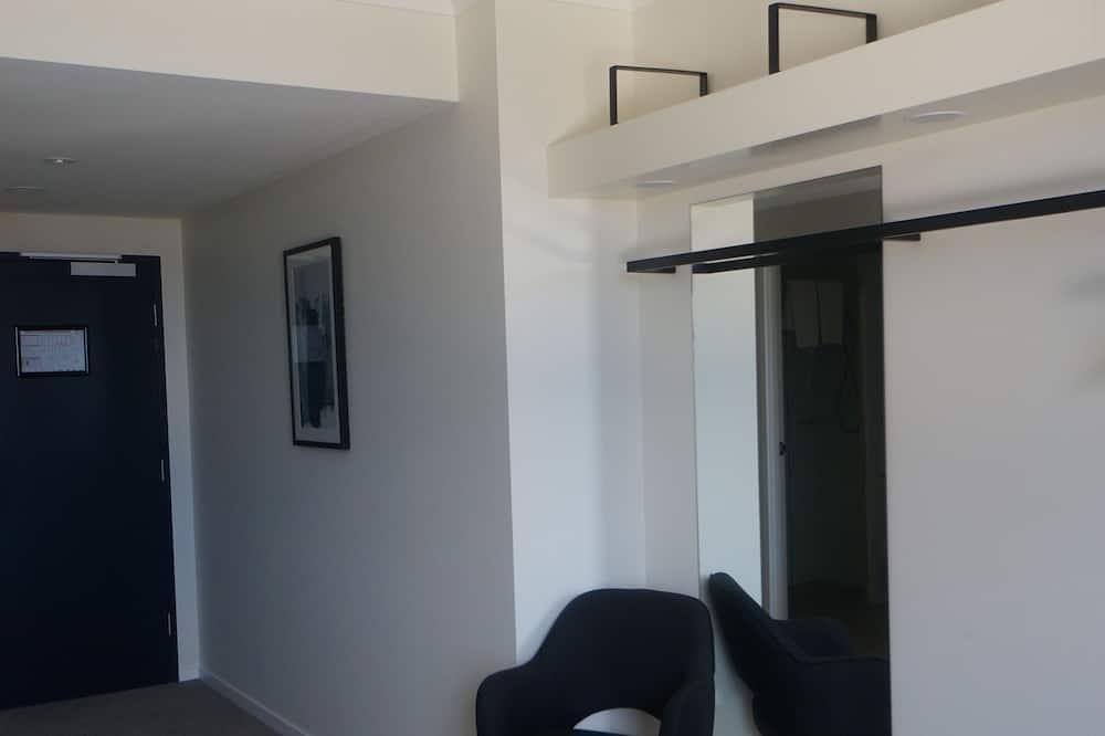 Standard Room, 2 Single Beds - Living Area