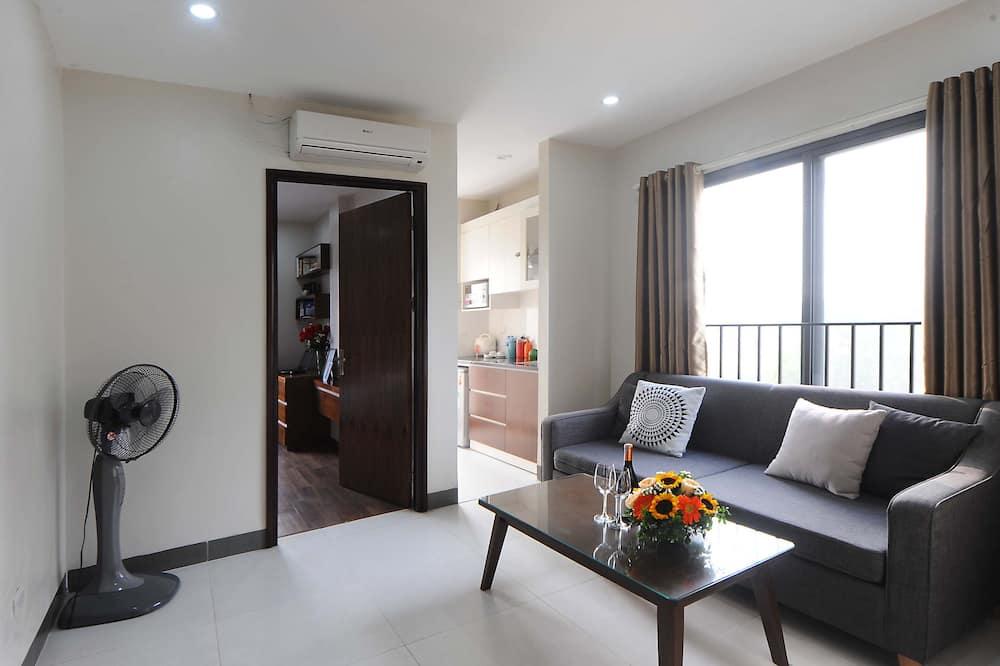 1 Bedroom Apartment - Living Room