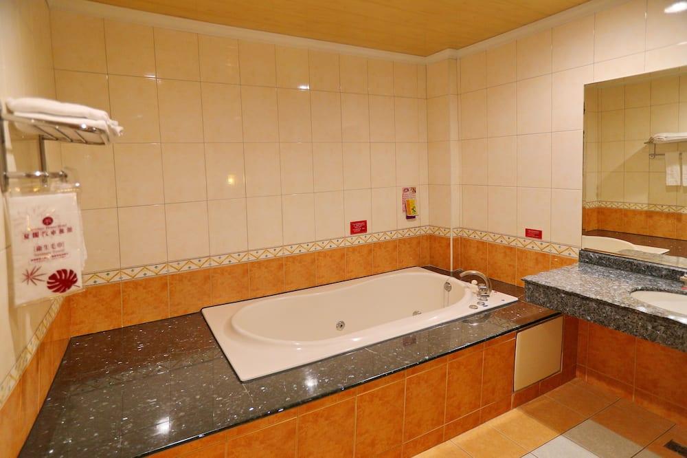 標準雙人房, 1 張特大雙人床 (C) - 浴室