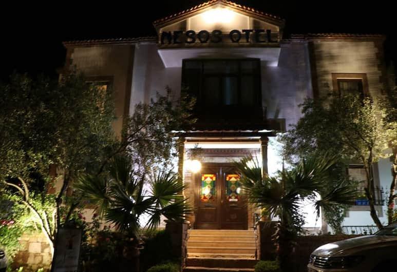 Nesos Hotel , Ayvalık, Otel Girişi