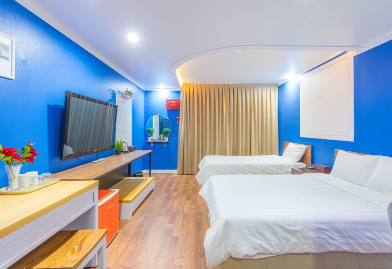 The Evelyn Dongdaemun Hotel, Seoul, Standard Twin Room, Guest Room