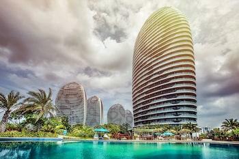 三亞三亞鳳凰島悅佳度假公寓的圖片