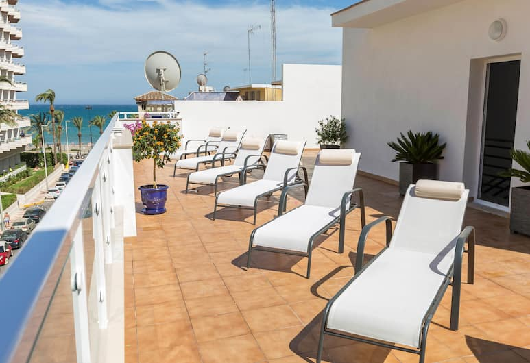 Bajondillo Beach Cozy Inns - Adults Only, Torremolinos, Terras