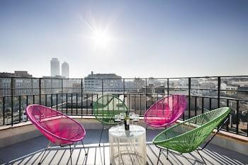 Barselona bölgesindeki Mar Apartments resmi