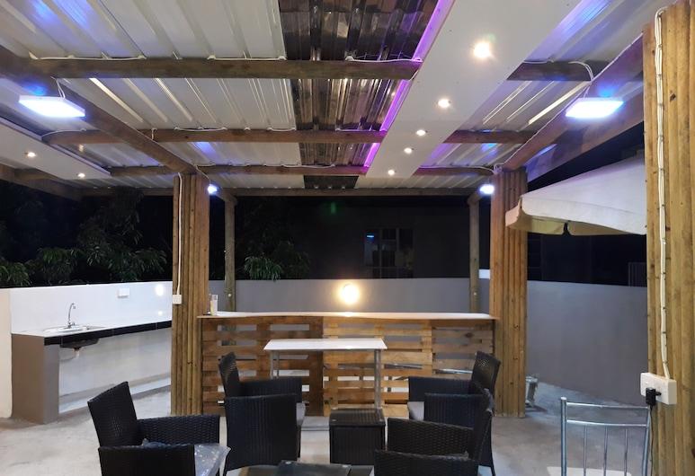 Residence Les Bambous, Mahebourg, Lobby Sitting Area