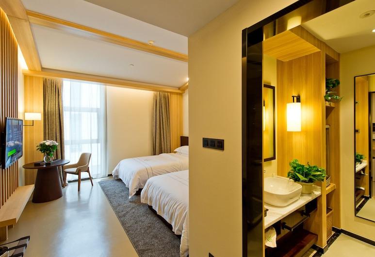 Musang.W Smart Hotel, Changzhou, Twin Room, Guest Room
