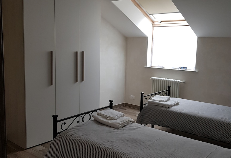memeapartments, Genova, Appartement, 2 slaapkamers, Kamer