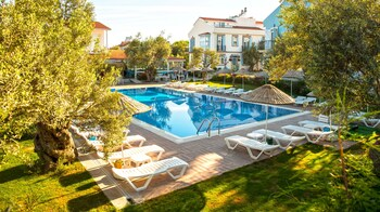 Bild vom Zeytin Arasi Apart Otel in Ayvalik