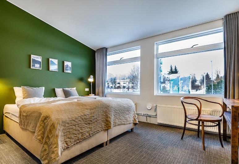Grímur Hotel, Reikiavik, Habitación superior con 1 cama doble o 2 individuales, Habitación