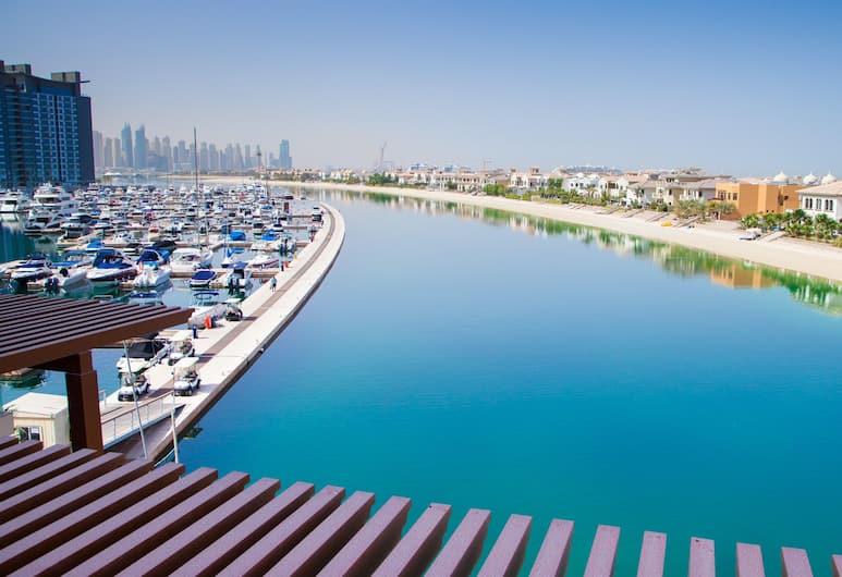 KeysPlease PalmJumeirah Palmviews West, Dubajus, Studija (222), Vaizdas iš kambario