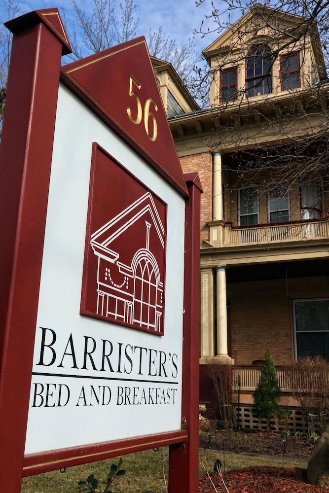 Barrister S Bed Breakfast Seneca Falls