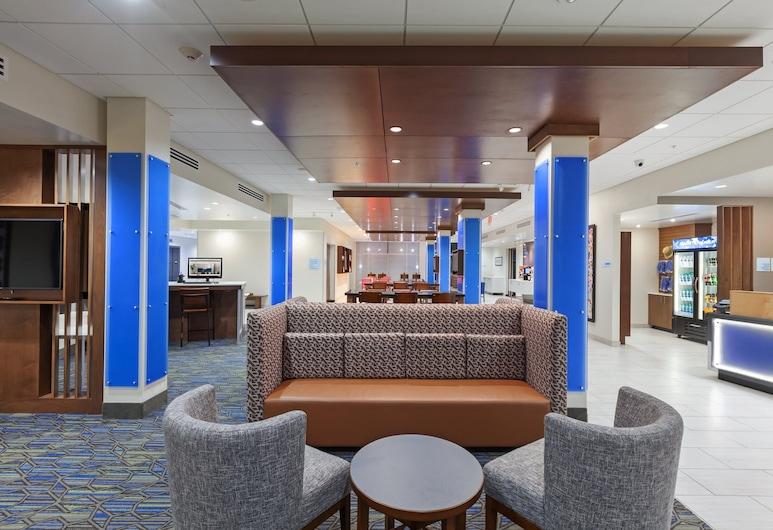 Holiday Inn Express & Suites Tulsa South - Woodland Hills, Tulsa, Hala