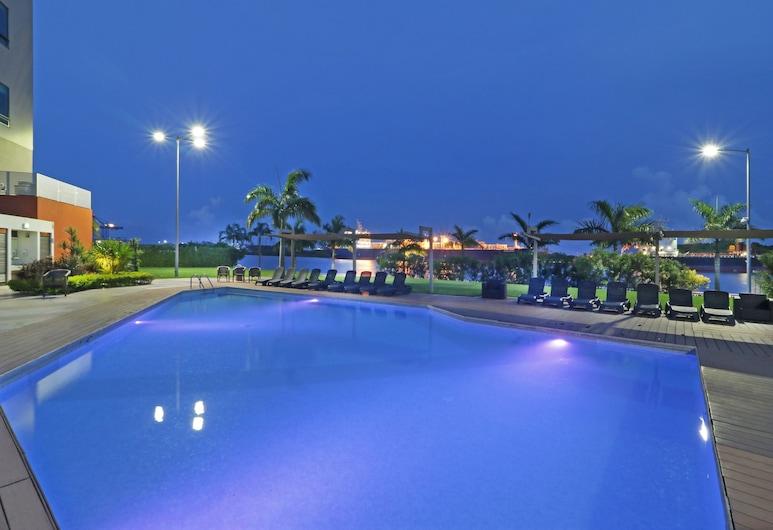 Holiday Inn Express Tuxpan, Tuxpan, Bazen