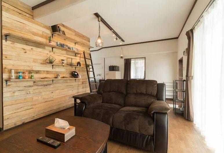 Emerald inn, Motobu, House, Living Area
