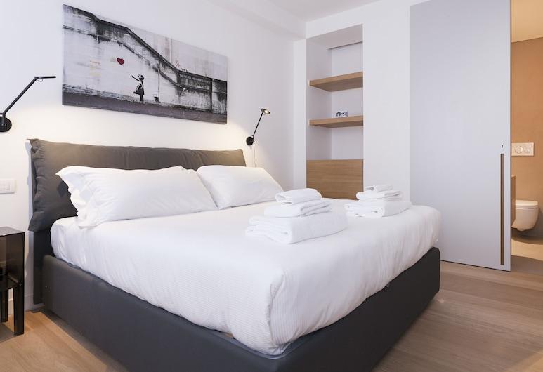 Italianway   - Corso Como 6 A, Μιλάνο, Διαμέρισμα, 1 Υπνοδωμάτιο, Δωμάτιο