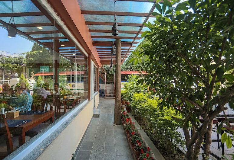 Oasis Kathmandu Hotel, Katmandu, Kambarys šeimai, Kelios lovos, vidinis kiemas, vaizdas į miestą, Terasa / vidinis kiemas