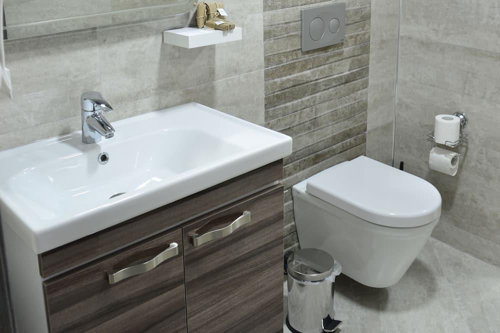 Номер «Комфорт», 1 спальня, отдельная ванная комната, вид на город - Ванная комната