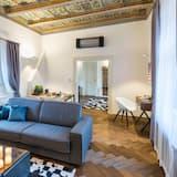 Apartmán, 1 ložnice - Obývací prostor