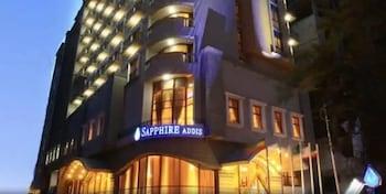 Foto van Sapphire Addis Hotel in Addis Ababa