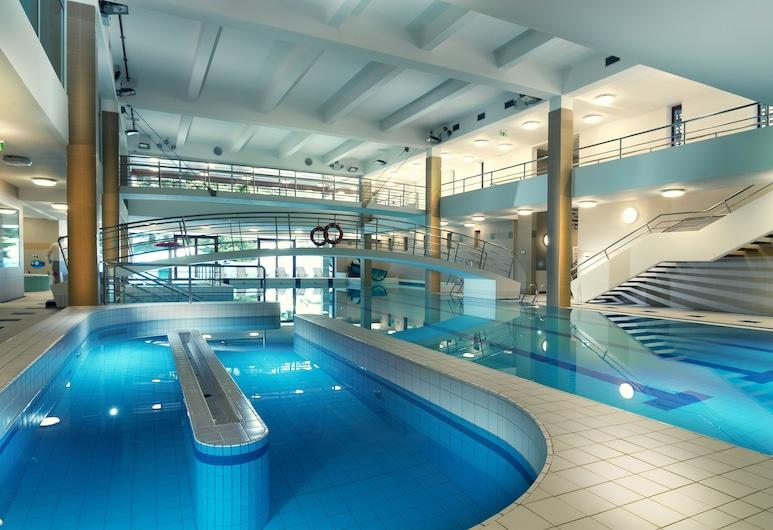 VZ 貝德利科夫飯店, 什平德萊魯夫姆林, 室內游泳池