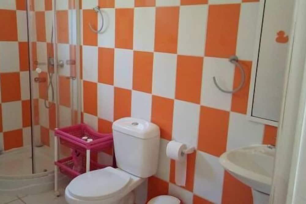 Standard-Chalet, 2Schlafzimmer - Badezimmer