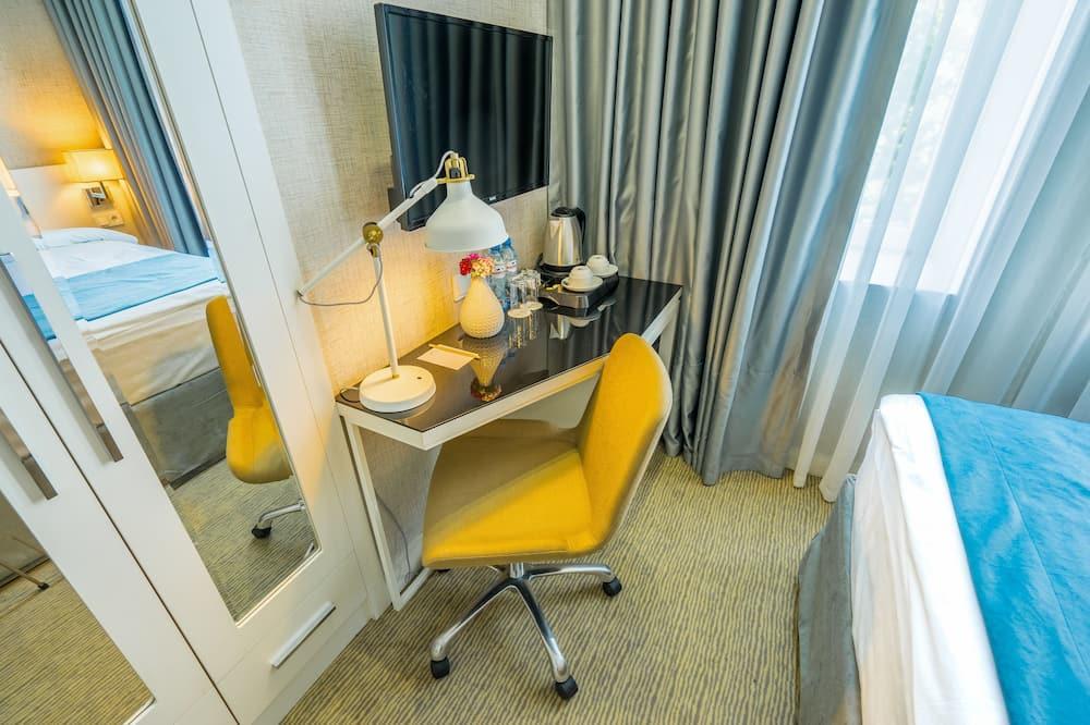 Classic Double Room - Ruang Tamu