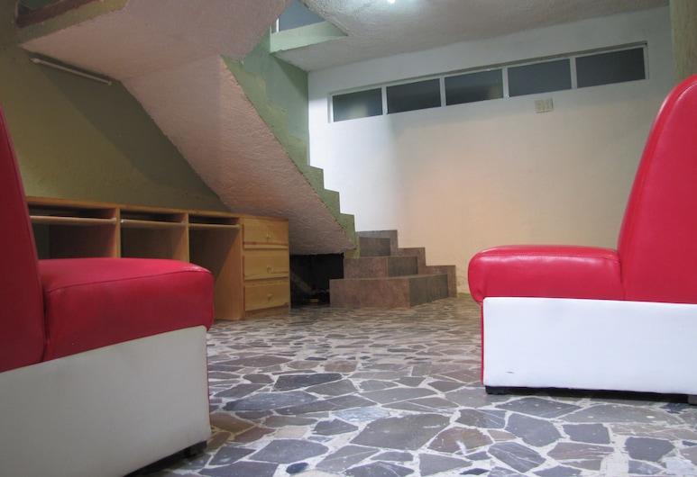 綠色旅館 - 只招待成人入住, 墨西哥城, 大堂閒坐區
