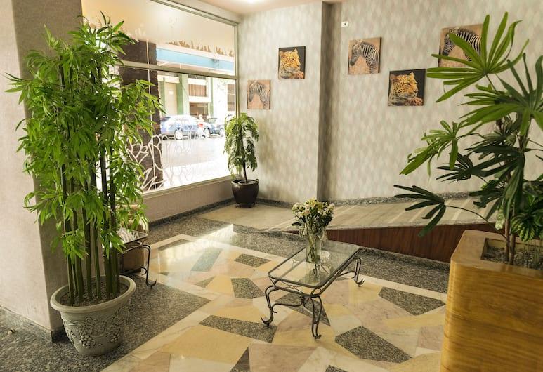 호텔 델 센트로, 과야킬, 로비 좌석 공간