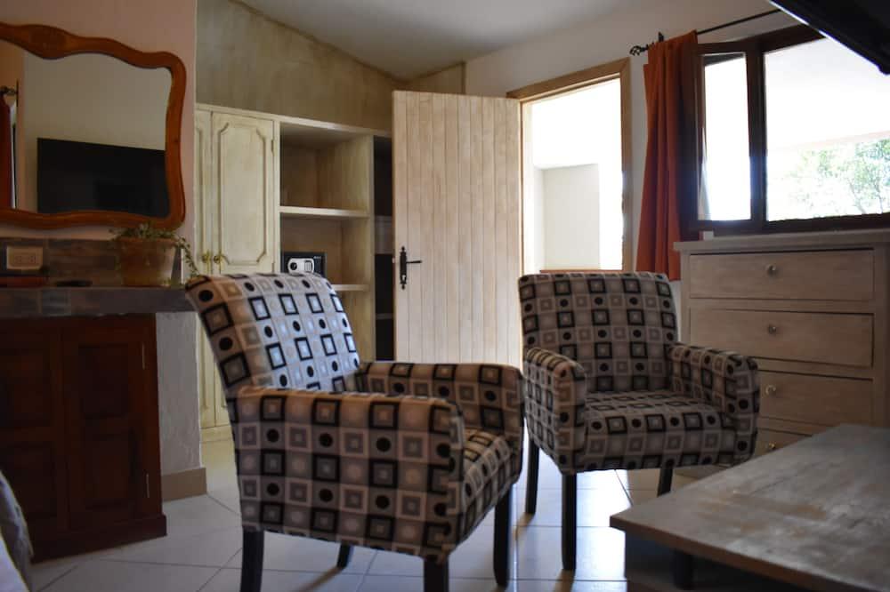 Pokój dla 4 osób Comfort - Powierzchnia mieszkalna