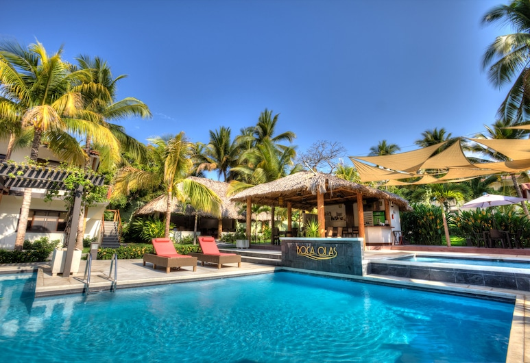 Boca Olas Resort Villas, La Libertad, Hotel Interior