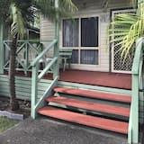 Ferienhütte, 1 Schlafzimmer (Queen Villa) - Balkon