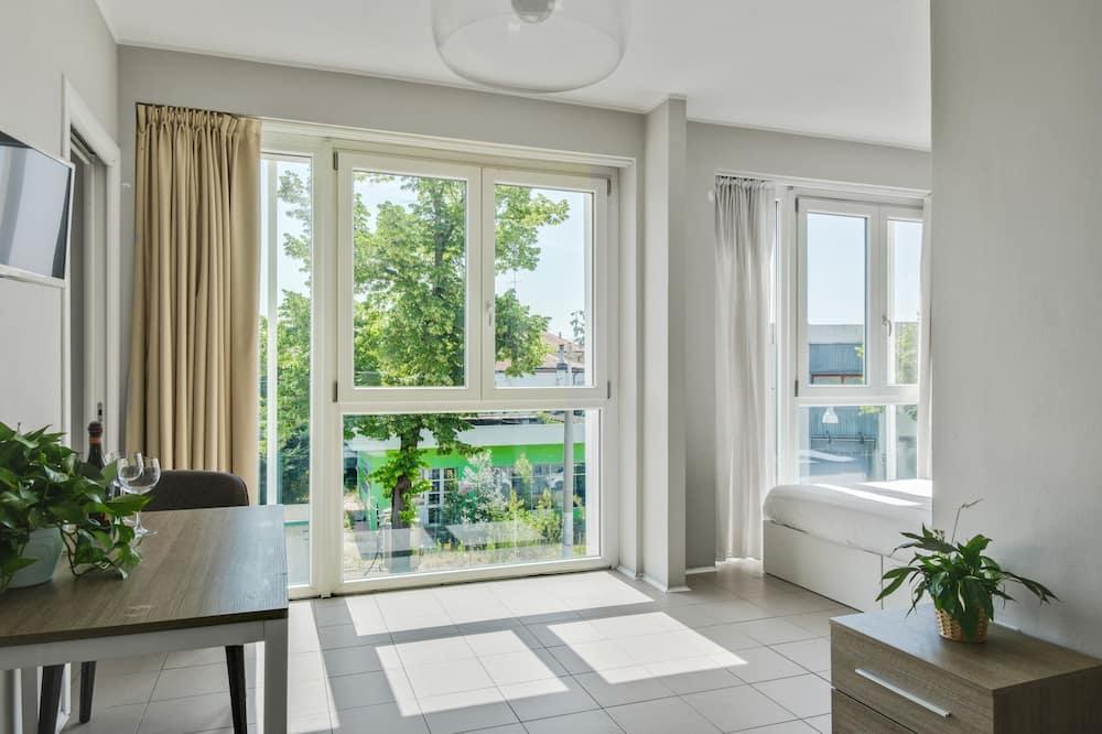 Studio Plus Gattamelata - Living Area