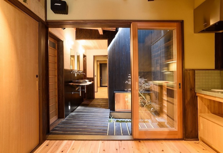 Tanaka Gokurakudo Guesthouse - Hostel, Kyoto, Interijer hotela