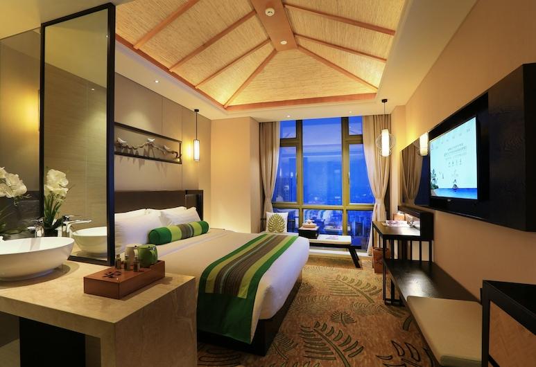 Relaxed Season Hotel - Foshan, Foshan, Romantisches Zimmer, Zimmer