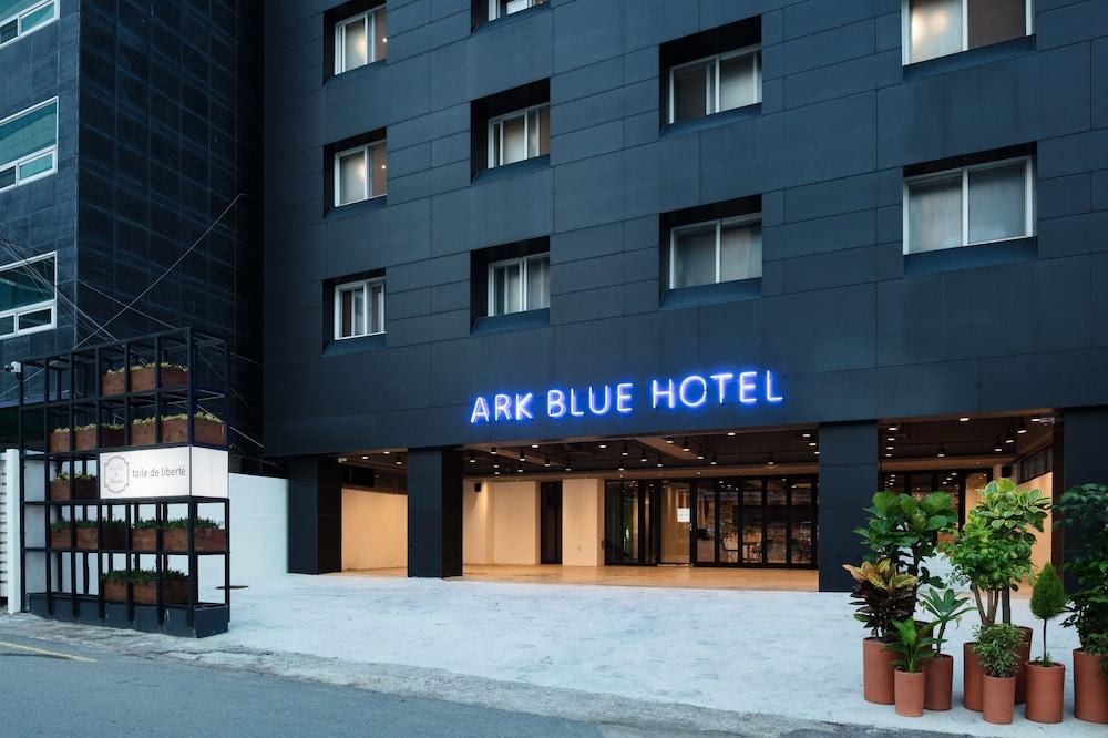 Ark Blue Hotel Busan