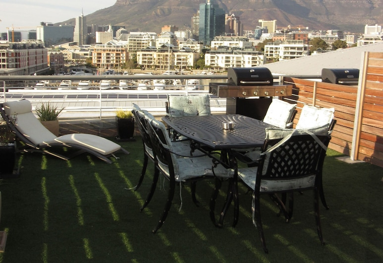 RoomQuay Portswood Ridge, Cape Town, Apartemen, Teras/Patio