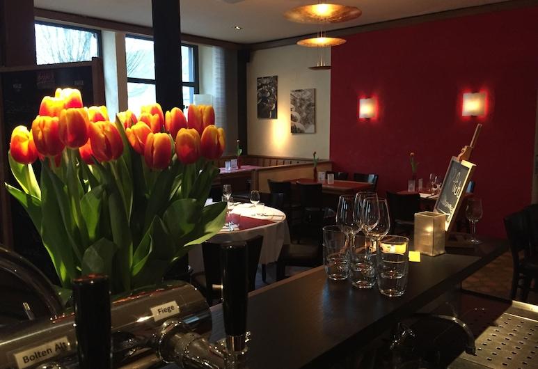 Hotel Hoppe, Witten, Restaurant